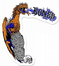 POWELL PERALTA / BONES - Lockwood Dragon - Skateboard Sticker - 4""