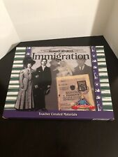 Primary Sources Teacher Created Materials - Immigration