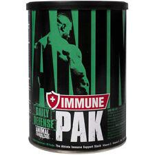 Universal Nutrition Animal Pak apoyo inmunológico Suplemento Dietético - 30 paquetes