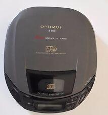 OPTIMUS CD - 3760 COMPACT DISC PLAYER HYPER DAS2