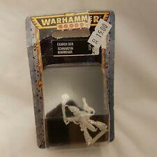 Eldar Warhammer 40K Army; 1990, Dark Reaper Exarch OVP