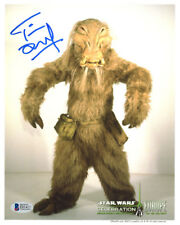 TIM DRY SIGNED AUTOGRAPHED 8x10 PHOTO J'QUILLE STAR WARS OPX RARE BECKETT BAS