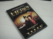 Dvd - Hero - Leading Role: Jet Li, Tony Leung Ka Fai