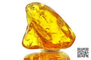 Bitterfelder Naturbernstein leicht poliert 40 g