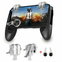Six Finger PUBG Mobile Phone Game Controller Triggers Gamepad Joystick Wireless