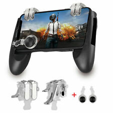Six Finger PUBG Mobile Phone Game Controller Triggers Gamepad Joystick Wireless