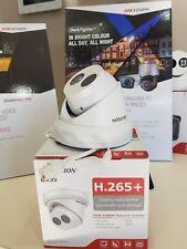 Hikvision DS-2CD2343G0-I 2.8MM 4MP 4K PoE IP Smart Turret IP67 Dome Camera