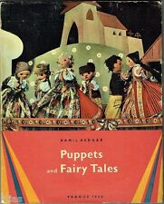 Trnka Bednar Puppets and Fairy Tales Puppentrickfilme aus Tschechien EA 1958
