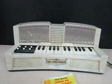 Vintage Emenee Industries Electric Chord Organ Model # 1206 -WORKS