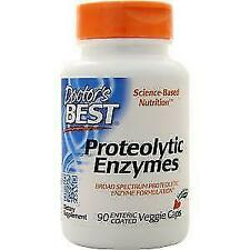 Doctor's Best Proteolytic Enzymes - 90 Capsules