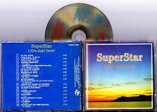 SUPER STAR I FILM DEGLI OSCAR - Autori Vari CD RARISSIMO