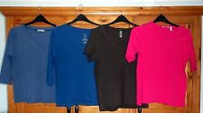 Marks and Spencer Hip Length Yes T-Shirts for Women