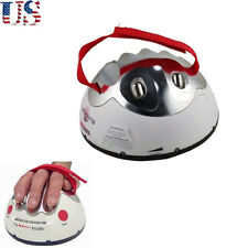 US Stock - Polygraph Shocking Liar Micro Electric Shock Lie Detector Truth Game