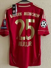 Germany Bayern Munich XXL Adidas Jersey Football Soccer Shirt Trikot