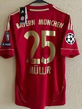 Germany Bayern Munich XXL Adidas Jersey Football Soccer Shirt Trikot
