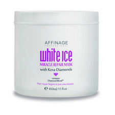 Affinage White Ice Miracle Repair Mask with Kera-Diamonds 450ml