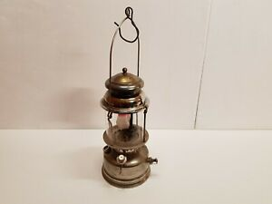 Radius Ltd NO 119 Made in Sweden Kerosene Pressure Lamp Lantern Kero Oil Rare