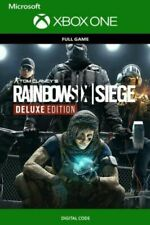 Tom Clancy's Rainbow Six: Siege Deluxe Edition (Xbox One) INVIO PER EMAIL