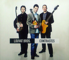 CD LOUVAT BROS. - contrastes