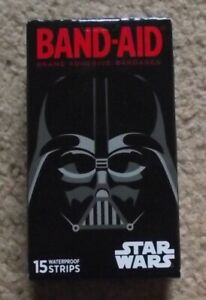 STAR WARS BAND-AIDS ~  NEW