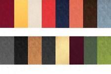 Synthetische einfarbige Handarbeitsstoffe aus Polyester