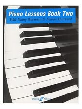 Piano Lessons 2 Learn to Play Christmas Birthday Present Gift MUSIC BOOK Piano