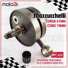 ALBERO MOTORE MAZZUCCHELLI AMT160VT RACING ANTICIPATO PIAGGIO VESPA 50 L R N