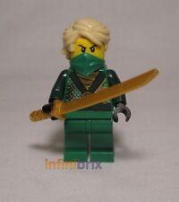 LEGO LLOYD riavviato NINJA dal set 70725 Nindroid MechDragon NINJAGO NUOVO njo097
