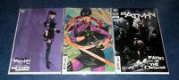 BATMAN #92 1:25 JIMENEZ variant STANLEY ARTGERM LAU B & A 1st PUNCHLINE COVER DC