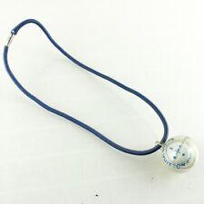 Auth LOUIS VUITTON LV America's Cup Compass Bracelet Necklace 2000 Limited