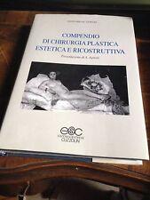 Gennaro De Longis – Compendio di chirurgia plastica estetica e ricostruttiva ...