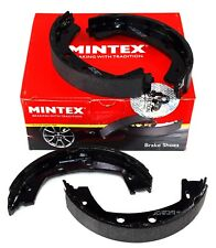 MINTEX REAR AXLE PARKING BRAKE SHOES SET LAND ROVER MFR587 (REAL IMAGE OF PART)