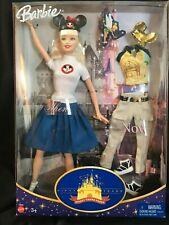 Disneyland Disney Theme Parks 50th Anniversary Barbie 1955-2005 C6845 2004 NIB
