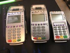 Two (2) VeriFone VX 520 EMV Credit Card Machine plus 1x VX 805