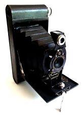 Vintage KODAK HAWK-EYE Shutter Camera No 2 Folding Cartridge USA Pat 1910