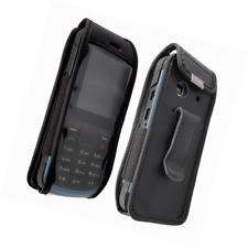 caseroxx – Housse de téléphone Portable à Clip pour Orange Hapi 50 en Cuir verit