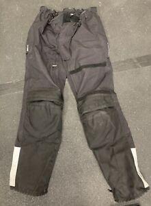 Aerostich Roadcrafter Pants w/ knee armors - Black Size 48