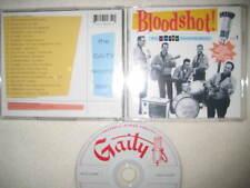 CD Bloodshot! The Gaity Records Story Vol1 Rock n Roll Beat String Kings Wisdoms