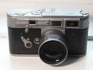 Leica M3 35mm camera tin