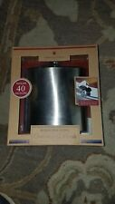 New AMERICAN VINTAGE OVERSIZED FLASK 40 oz. Stainless Steel