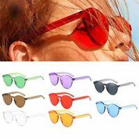 les hommes outdoor sans cadre de lunettes transparent clair, lunettes de soleil