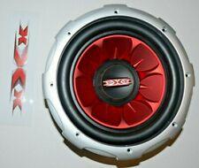 "NEW WOOFER BOX DUAL 10/"" XXX 2-WAY LOADED ANGLE STYLE; 300WATTS KIC100"