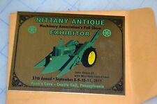 nittany antique fall show john deer 60 corn picker 37 penns cave centre hall 11