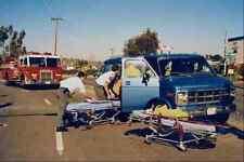 505022 múltiples lesiones en accidentes de tráfico de jóvenes A4 Foto Impresión