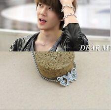 K POP EXO EXO-K SE HUN same logo necklace diamond Mini necklace Free Shipping