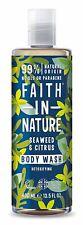 Faith In Nature Seaweed & Citrus Body Wash - 400ml