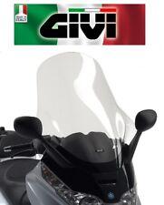 Parabrezza trasparente PIAGGIO X-Evo 125-250-400 2007 2008 2009 2010 D500ST GIVI
