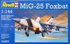 Revell 1/144 Model Kit 03969 Mikoyan MiG-25 Foxbat