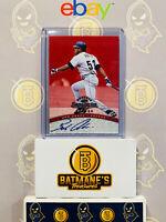 1997 Donruss Signature Series Bob Abreu Auto Red Autogprah Baseball Card NM MINT