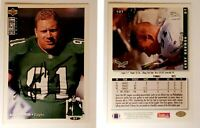 Andy Harmon Signed 1994 Collector's Choice #107 Card Philadelphia Eagles Auto